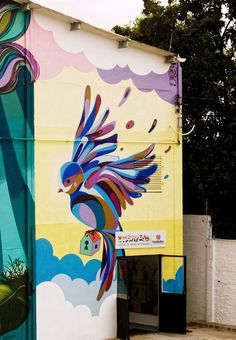 101 En Iyi Duvar Resimleri Görüntüsü 2019 Mural Painting School