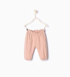 Image 1 of Needlecord trousers from Zara