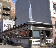 Empire Dinner New York 1946 - 2010    My brother took me here. I loved it!