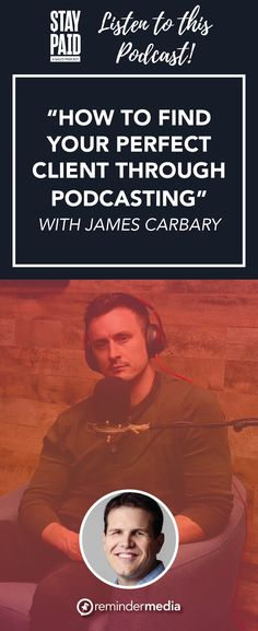 In this episode of Stay Paid, James explains the basics of starting your own podcast, and how content collaboration can bring immense benefits to any sales-based business. Sales And Marketing, Real Estate Marketing, Content Marketing, Podcast Ideas, Relationship Marketing, Starting A Podcast, Itunes, Gain, Collaboration