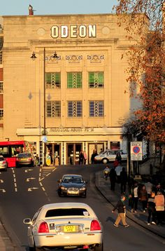 The Odeon cinema in Richmond upon Thames - I went to see Bambi at this cinema with my Grandparents when it came out