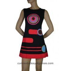Vestido Tijar TDR427R