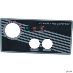 Overlay, Tecmark Command Center, 2 Button