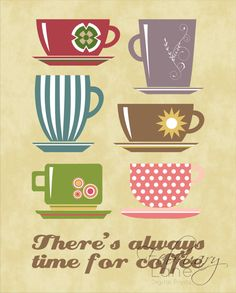 Siempre hay tiempo para BG marfil café instantáneo por FebruaryLane