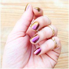 Nail polish review  Beauty blog  www.marveloussab.com