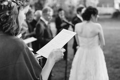 Connecticut barn wedding  [© Rachael Wright]