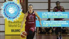 Copa de la Reina Endesa:Lacturale Araski vs Star Center-Uni Ferrol  18:45