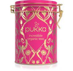 Pukka Christmas Tea Tin Tea Tins
