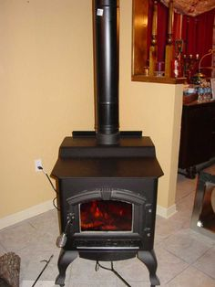 Wood Burning Stove - One Step Closer To Self-Sufficiency and Preparedness