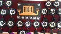 atatürk haftası (32) Activities For Kids, Diy And Crafts, Mandala, Classroom, Holiday Decor, Children, Wings, Rage, Class Room