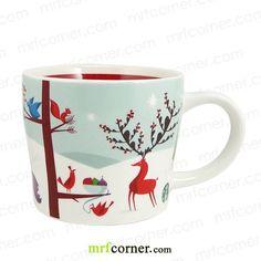 S425 14oz Starbucks Christmas Mug