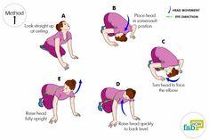 How to Get Rid of Vertigo with Exercises and Home Remedies Perform the half somersault to treat your vertigo Home Remedies For Vertigo, Epley Maneuver, Cardio, Vertigo Exercises, Getting Rid Of Headaches, Health And Wellness, Health Fitness, Health Tips, Vertigo Relief
