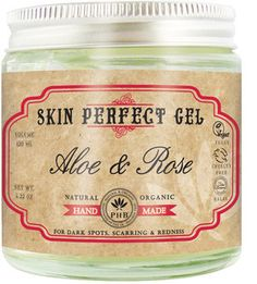 PHB Ethical Beauty Gel Perfection de la Peau avec Aloe & Rose   Ecco Verde