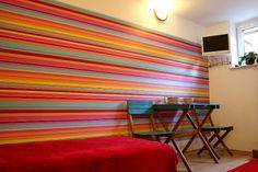 Pokój kolorowy dla dwóch osób
