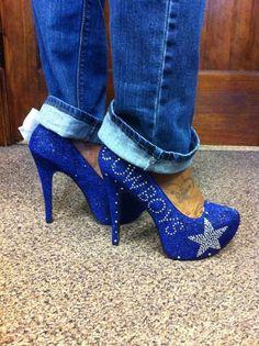Dallas Cowboys. My kinda girly girl