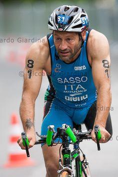 Gianni Sasso (ITA) - 2014 Kitzbühel ETU Triathlon European Championships #paratriathlon #triathlon