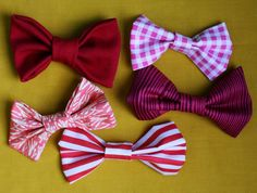 How To Make Hair Bows | A Beautiful Mess