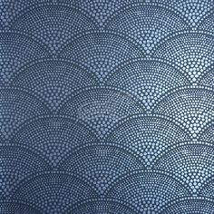 Cole and Son Wallpaper Frontier Feather Fan 89-4019