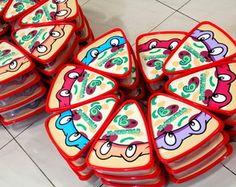Porta Pizza Tartaruga Ninja
