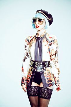 Lady Gaga Versace - I would die for that jacket