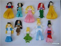 Lazos Para Niñas De Princesas Disney