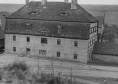 1960 Kaiserpfalz - Ortsteil Wendelstein, Alte Stuterei. ☺