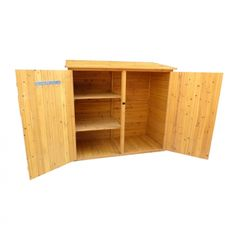 Outdoor Storage : MSS6602 - Medium Storage Shed. Ideal for when your garage is full and year round storage is essential!