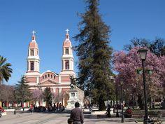 Rancagua, Chile.