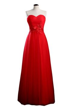 Ivydressing Gorgeous Empire Sweetheart Appliques Lace-up Long Evening Prom Gowns -14-Red. Built-in bra, fully lined. Floor length, lace up at back. Drycleaning recommended. After you order the dress, we will email to your Amazon account for detailed measurements. Please prepare and reply it ASAP. How to measure? Please check the left image. Note: All products are subject to material objects because the shooting light and setting of your computer screen both may cause slight color mismatches.