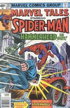 Marvel Tales (1964 Marvel) 107