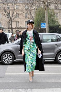 Style File: Vika Gazinskaya - EricaVain.com |EricaVain.com |