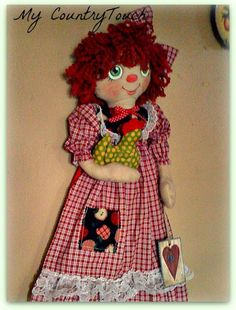 My Country Touch: BAG DOLLS ------------------------------ MUÑECAS PORTA FUNDAS