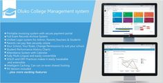 Oluko College Management System (PHP Scripts)