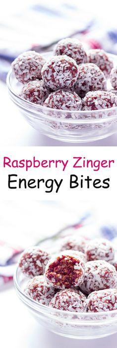 Raspberry Zinger Ene