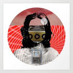 The Dream · Last Night · Crop Circle Art Print by Marko Köppe - $19.99