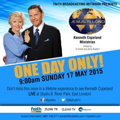 The Granddaddy of Faith at Studio B, River Park, East London on the 17 May 2015