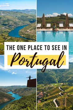 Portugal is filled with amazing places to visit, and the Douro Valley is a region you absolutely can't miss in Portugal. Where to Go in Portugal I Portugal Itinerary I Portugal Must-Sees I Where to go in the Douro Valley I Douro Valley Itinerary I Douro Valley Travel Guide I What to Visit in Portugal I Portugal Travel I Activities in the Douro Valley I Best Destinations in Europe I Best Locations in Portugal I Activities in Portugal #portugal #dourovalley #douro