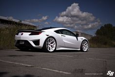 Acura Sports Car, Acura Nsx, Forged Wheels, Benz S, Unique Cars, Hot Cars, Dream Cars, Super Cars, Automobile