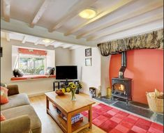 Lakes Getaways - Holidays in the English Lake District. Holiday cottages in the English Lake District Lake District, Lakes, Cottages, Valance Curtains, Bedroom, Home Decor, Cabins, Decoration Home, Room Decor