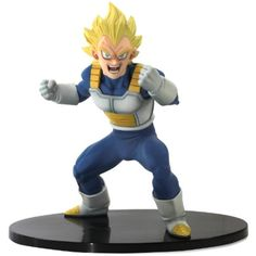 """Banpresto 48726 Dragon Ball Z Battle of The Gods Vegeta Figure, 4"""" * More info could be found at the image url. (This is an affiliate link) #ActionFiguresStatues"""