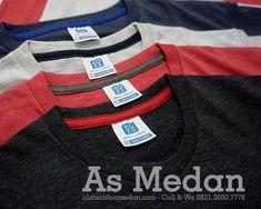 Distributor Kaos Polos Premium Koze Misty Comfort | As Medan.
