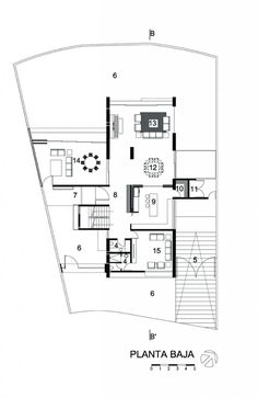 Architecture Design, Indoor Interior With Blue Print Zzplans 3: Creative and Original Architecture Details and Layout Characterizing Casa Na...