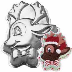Rudy Reindeer Pan