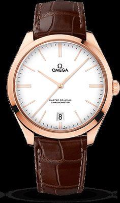OMEGA Watches: De Ville Trésor - nice crown