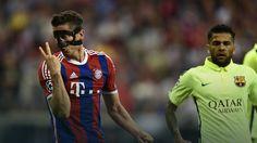 Robert Lewandowski: Guardiola podziękował nam za walkę do końca