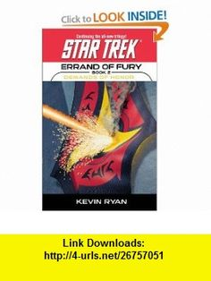 Star Trek The Original Series Errand of Fury #2 Demands of Honor (9781451613469) Kevin Ryan , ISBN-10: 1451613466  , ISBN-13: 978-1451613469 ,  , tutorials , pdf , ebook , torrent , downloads , rapidshare , filesonic , hotfile , megaupload , fileserve