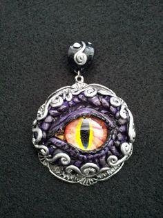 Dragon Eye Purple