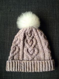 Ravelry: LydiaShmidia's Thea Hat from Pom Pom Quarterly