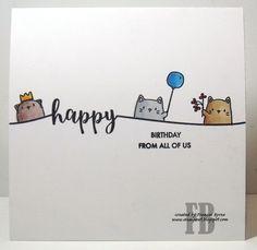 StampOwl's Studio: Cheers Party StampOwl's Studio: Cheers Part. - - StampOwl's Studio: Cheers Party StampOwl's Studio: Cheers Part… Gute Wünsche StampOwl's Studio: Cheers Party birthday StampOwl's Studio: Cheers Party Creative Birthday Cards, Funny Birthday Cards, Birthday Wishes, Birthday Cheers, Card Birthday, Celebration Balloons, Birthday Card Drawing, Cheer Party, Karten Diy