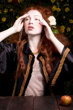 Rossetti Series by Donna Lee Stevens - for-redheads